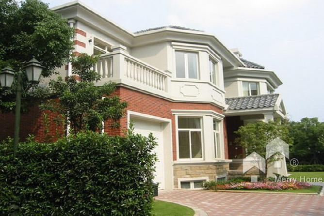violet country villas select your villa in xujing town