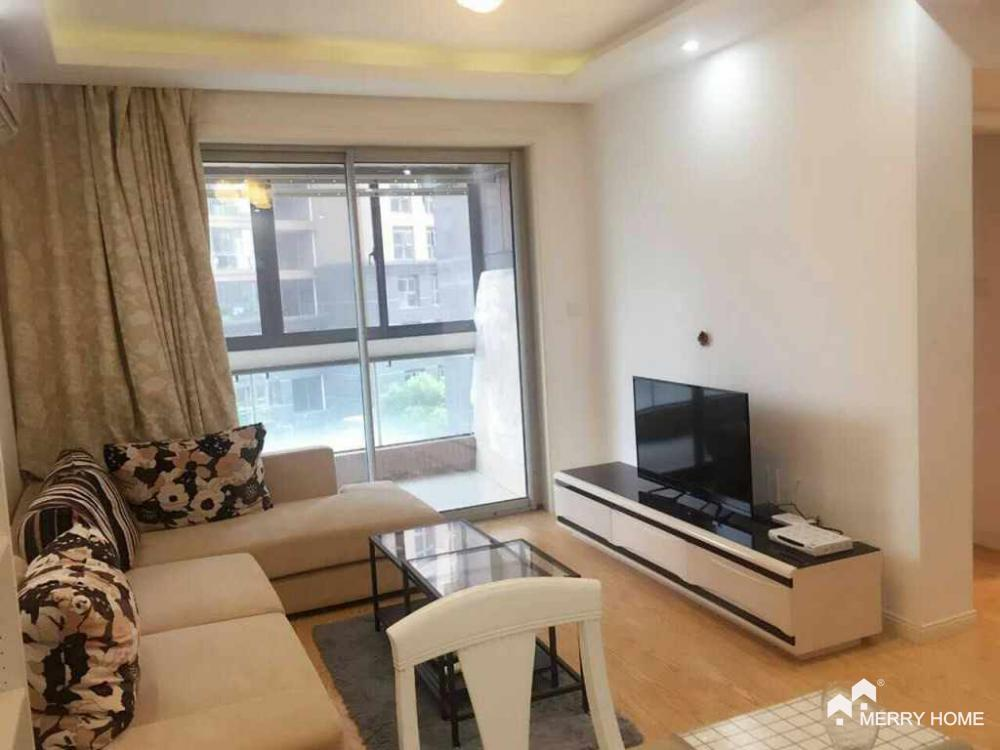 Exquisite 1br Apartment For Rent River Garden Apartment In Hongqiao Shanghai Merry Home